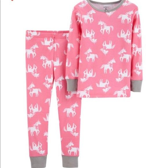 b44268b65 Carter's Pajamas | Carters Girls Winter Size 10 | Poshmark